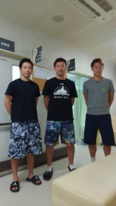 金沢サムライズ選手2