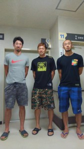 金沢サムライズ選手1